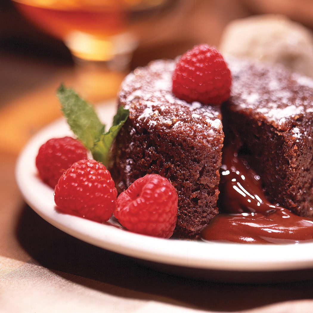 Morton S Legendary Hot Chocolate Cake