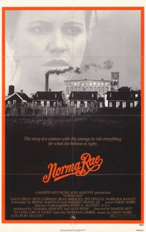 "Guest Post: Effective Leadership in ""Norma Rae"""