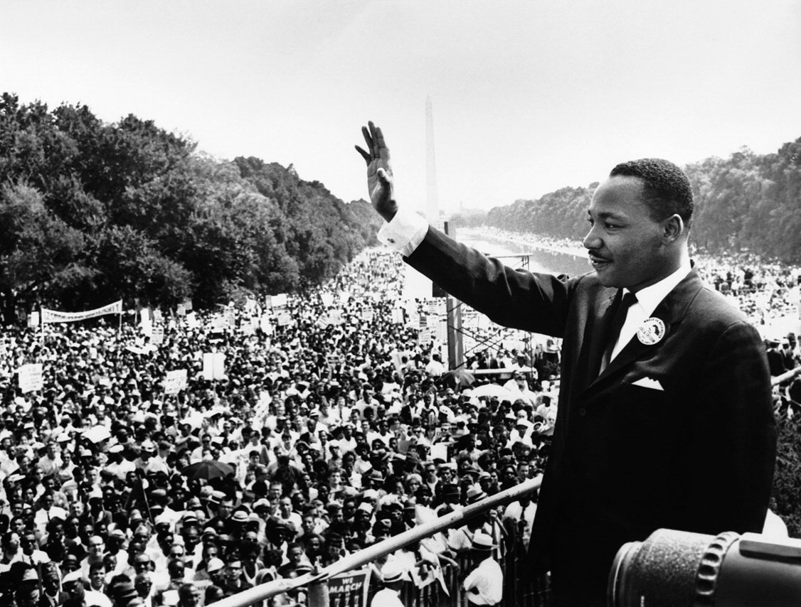 "antithesis in the i have a dream speech Rhetorical analysis of the ""i have a dream"" speech  this antithesis makes the audience realize that the negroes have been left behind and."