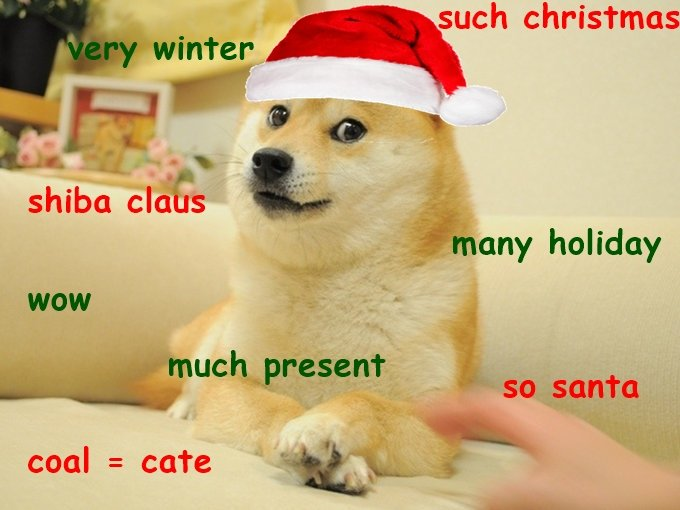 Friday fun with the doge meme (2/2)