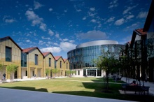 E.J. Ourso College of Business by Ikon.5 Architects